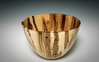 Ambrosia Maple End Grain Bowl