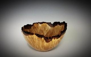 Maple Burl Natural Edge
