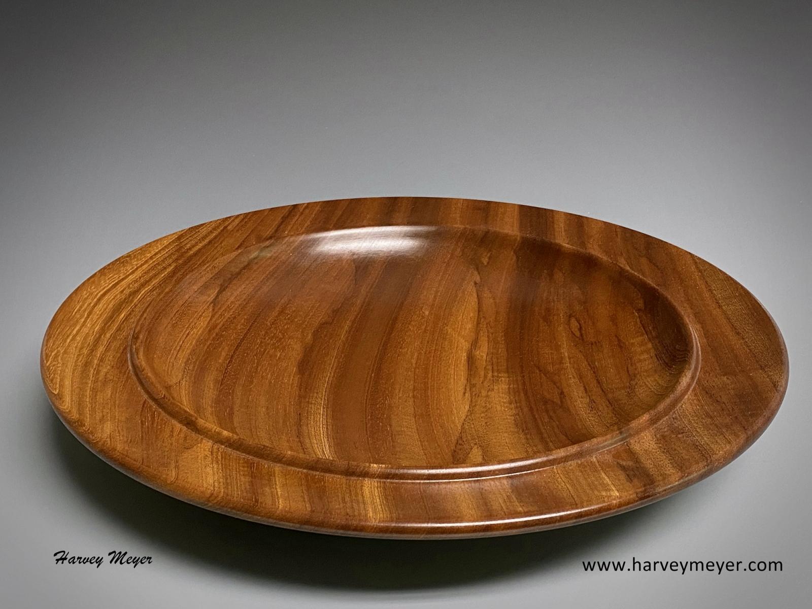 Bubinga Platter